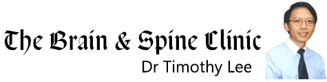 Singapore Neurosurgeon | Dr Timothy Lee